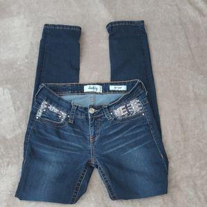 Day Trip skinny jeans